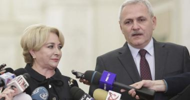 Dăncilă, alături de Dragnea: În 2019 îmi doresc să avem preşedintele României un preşedinte PSD