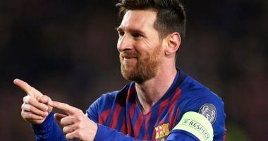Lionel Messi a făcut un meci incredibil. Barcelona visează la trofeu, după prestația argentinianului