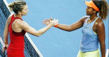 """Simona Halep, învinsă de Naomi Osaka în ancheta """"jucătoarea lunii august"""""""