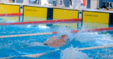 Nataţie / Opt înotători români, la Campionatul European de la Budapesta