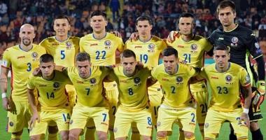 Naţionala de fotbal a României a urcat în clasamentul FIFA