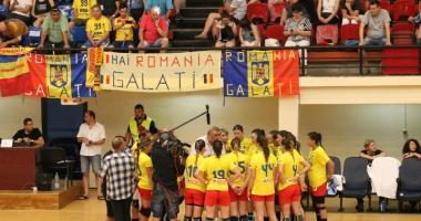 Handbalistele U19 atacă podiumul la Campionatul European