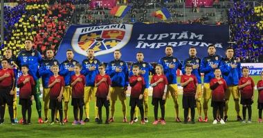 Naţionala României a urcat în clasamentul FIFA