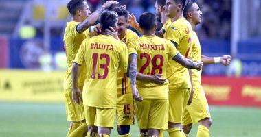 Naţionala României a urcat două poziţii în ierarhia FIFA