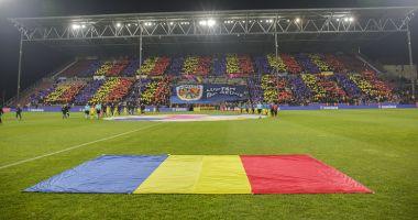 Naţionala de tineret joacă meciul decisiv  cu Ţara Galilor la Cluj