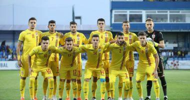 Naţionala de tineret atacă Europenele cu cinci jucători de la FC Viitorul