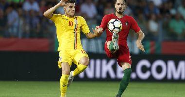Naţionala României se menţine pe locul 25 în clasamentul FIFA