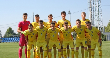Naţionalele de tineret ale României au uitat să mai câştige