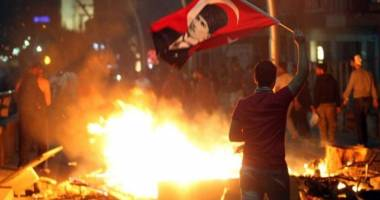 Turcia: Trei persoane au fost ucise în confruntări între rebeli și kurzi