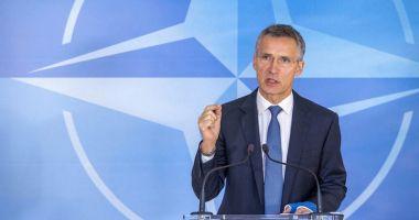 NATO apreciază că atacurile aeriene din Siria au fost un mesaj la adresa Rusiei și Iranului