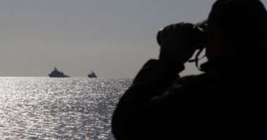 Naufragiu în Marea Neagră: La bordul navei se aflau 12 marinari