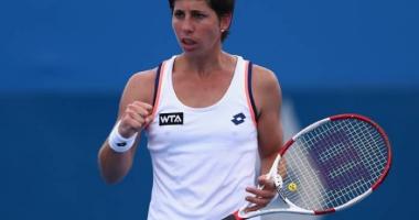 Tenis / Carla Suarez Navarro, calificată în optimile de finală ale turneului BRD Bucharest Open