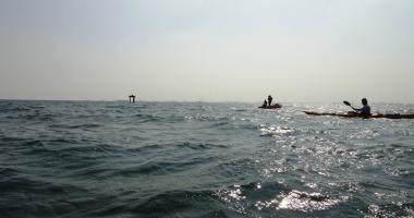 O navă din Mangalia va supraveghea frontierele Europei din Marea Egee