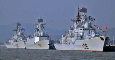 China a intrat cu nave de război în apele Japoniei