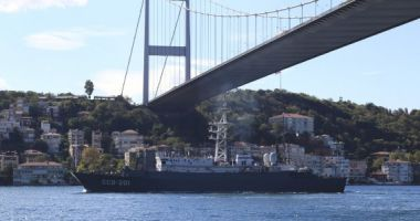 Turcia aplică amenzi record navelor care poluează apele mării