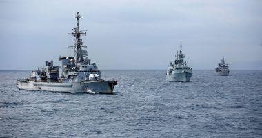 Statele Unite vor să trimită noi nave NATO în Marea Neagră, pentru a asigura circulația în strâmtoarea Kerci
