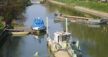 Navigaţia pe Canalul Bega va fi redeschisă cu bani europeni