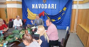 Consilierii locali din Năvodari, convocaţi în şedinţă. Ce proiecte vor aproba