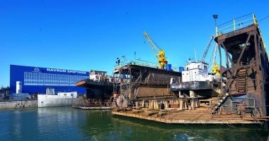 Navrom Shipyard Galați va construi o navă tanc pentru CNAPMC