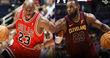 LeBrom James l-a egalat pe Michael Jordan la puncte marcate în NBA