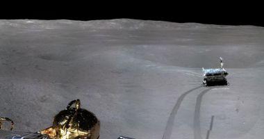 China a publicat prima fotografie la 360 de grade cu fața nevăzută a Lunii