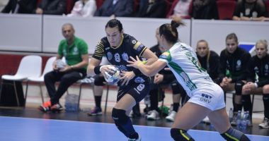 GALERIE FOTO / CSM București, învinsă la scor de Gyor în semifinala Ligii Campionilor