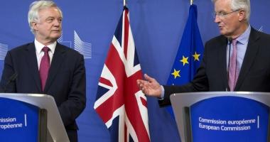 Negociatorii europeni şi britanici: