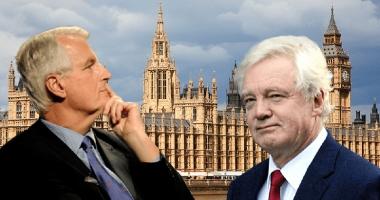 Negocierile dintre Marea Britanie şi Uniunea Europeană, lansate oficial la Bruxelles