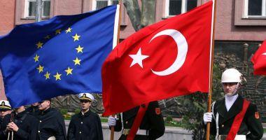 Negocierile de aderare a Turciei la UE, foarte aproape de a fi suspendate