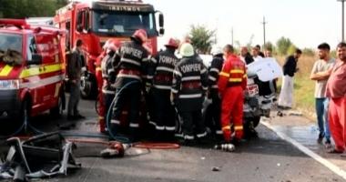 TRAGEDIA ZILEI! Bebeluşul rănit în accidentul provocat de un preot, pe Autostrada Soarelul, a murit