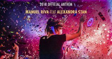VIDEO / NEVERSEA 2018. Manuel Riva şi Alexandra Stan cântă imnul festivalului