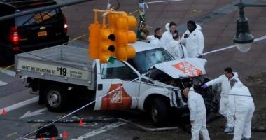 Statul Islamic revendică fără dovezi atentatul de la New York