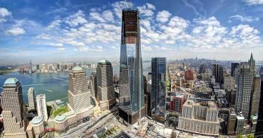 World Trade Center se redeschide după 13 ani