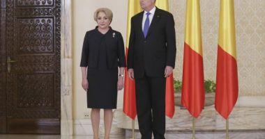 Curtea Constituțională îi dă câștig de cauză lui Dăncilă în conflictul cu Iohannis pe tema remanierii