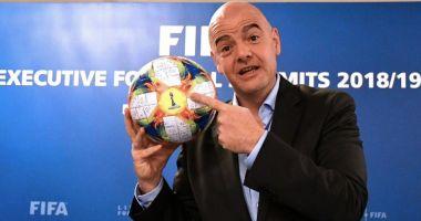 Moment istoric în fotbal! FIFA introduce o nouă competiție din 2021