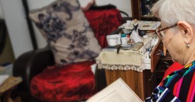 Daruri pentru vârstnicii cu venituri reduse din Cumpăna