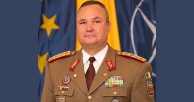 Preşedintele Klaus Iohannis l-a desemnat pe Nicolea Ciucă în funcţia de premier al României