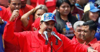 """Nicolas Maduro denunţă """"violarea"""" ambasadei Venezuelei în SUA"""