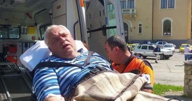 Cardiologii Marius Ţoringhibel şi Raluca-Irinel Parepa, acuzaţi că l-au internat ilegal pe Nicuşor Constantinescu. DNA i-a pus sub control judiciar