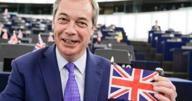 """Nigel Farage, unul dintre """"arhitecții Brexit"""" lansează un nou partid. Cum se va numi acesta"""
