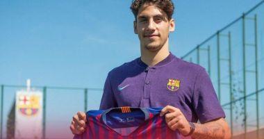 A semnat cu Barcelona! Clauză de reziliere de 100 de milioane de euro