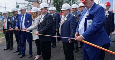 Nodul energetic care unește toate regiunile istorice ale țării a fost modernizat
