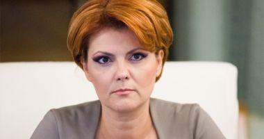 Noii miniștri au depus jurământul.  Olguța Vasilescu a rămas fără minister