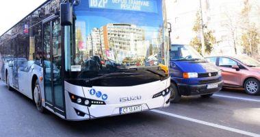 Programul autobuzelor de Paște și 1 mai