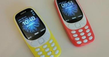 Nokia 3310 a fost relansat oficial