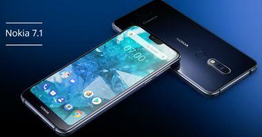 Nokia 7.1 a fost prezentat oficial. Vine cu hardware mid-range premium la preţ accesibil