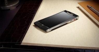 Vertu și Bentley, parteneri pentru telefoanele milionarilor