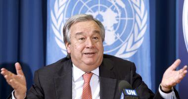 Nou apel al ONU la încetarea operaţiunilor militare în sud-vestul Siriei