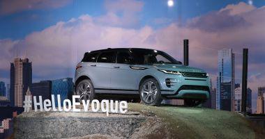 Noul Range Rover Evoque a ajuns şi la Constanţa