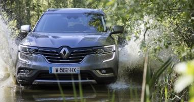 GALERIE FOTO / Siguranţă de 5 stele pentru noul Renault KOLEOS